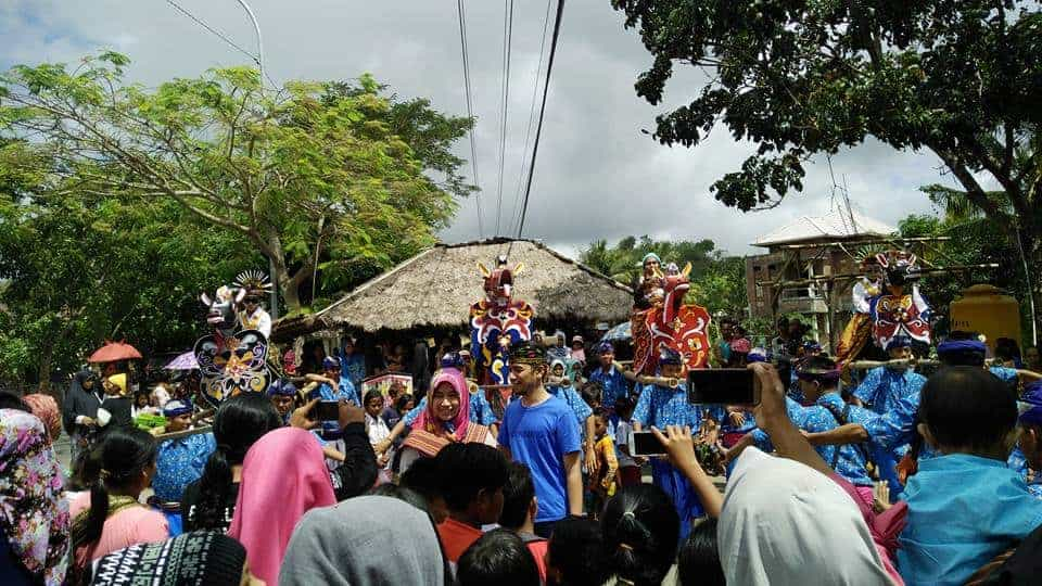 Sasak Lombok Wedding Ceremony