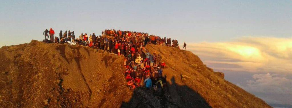 Climb Rinjani