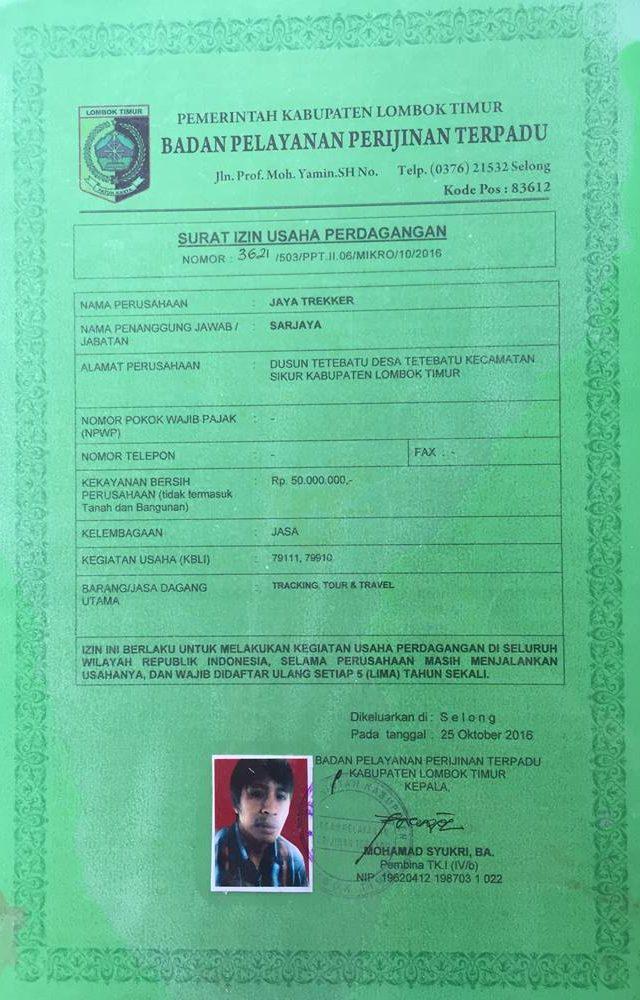 Jaya Licensed 4