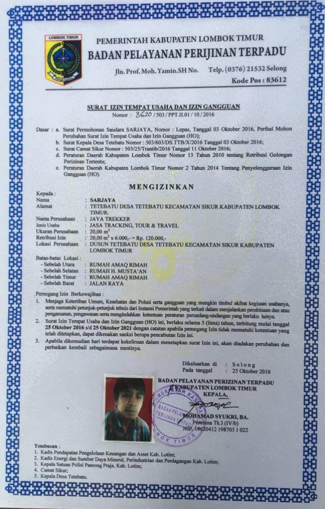 Jaya Licensed