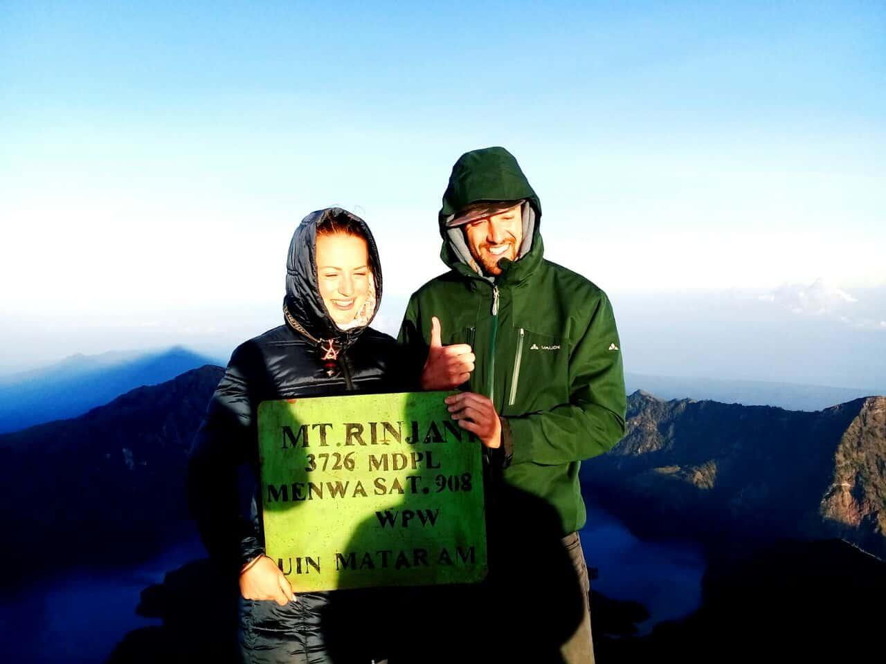 Mount Rinjani Trekking Company