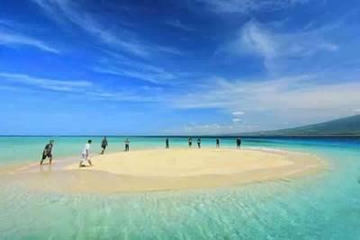 Gili-Secret island