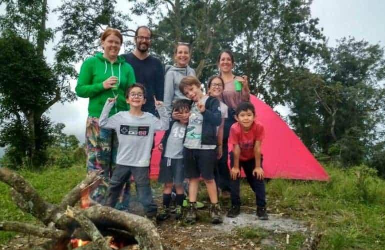 2D-1N Family Trekking To Gunung Kukus Tetebatu