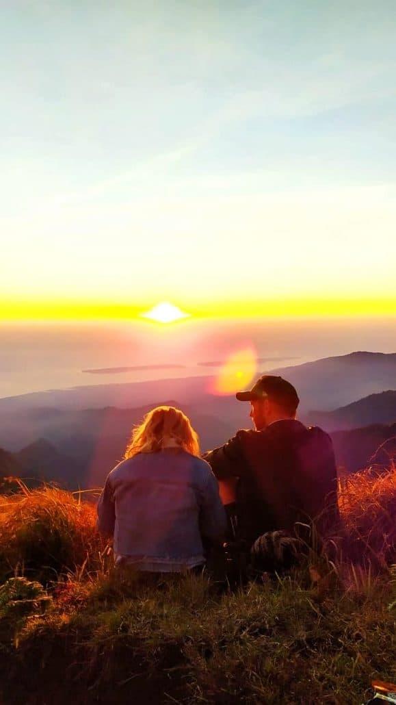 pergasingan sunrise